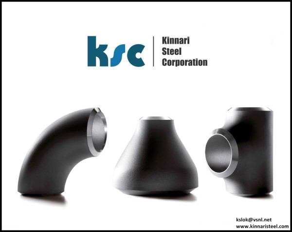 Monel Pipe Fittings of Manufacturer, Stockiest and Supplier, Kinnari Steel
